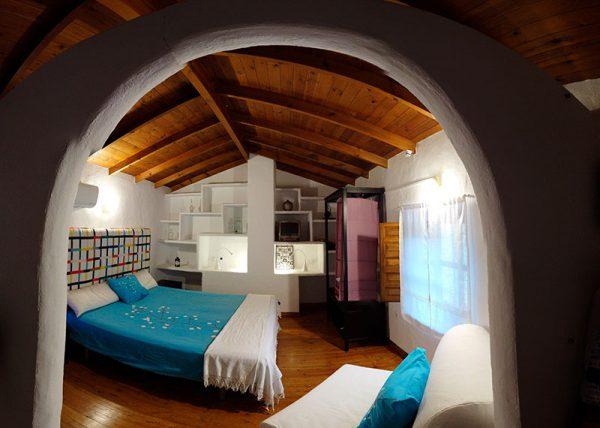 Casa rural Ronda habitación