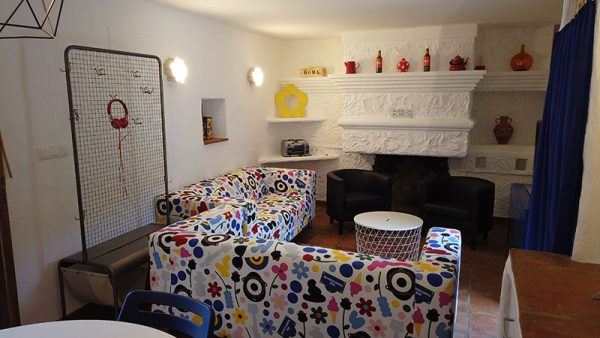 Casa rural Ronda salon